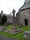 Image for Cartmel Priory War Memorial Cumbria