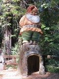 Image for Santa Gnome - (Sunday Strip) - Garberville, CA