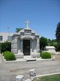 Image for Raggio - Santa Clara Mission Cemetery- Santa Clara, CA