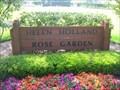 Image for Helen Holland Rose Garden - St Petersburg, FL