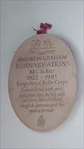 Image for Andrew Graham Burnaby-Atkins - St Mary - Manton, Rutland