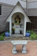 Image for Schoenstatt Wayside Shrine -- St. Francis Catholic Church, Grapevine TX