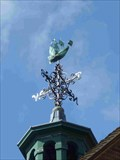 Image for Boat weathervane, Chartwell, Westerham, Kent, England