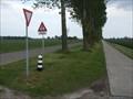 Image for Drenthe - Overijssel Grenspaal Nijeveen NL