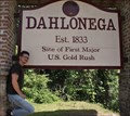 Image for Dahlonega, GA --The site of the first US gold rush