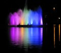 Image for Prismatic Electric Fountain in Ferril Lake - Denver, CO City Park