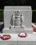 Image for Lord Craigavon's Tomb - Stormont, Belfast, Northern Ireland.