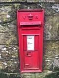 Image for Victorian Wall Post Box - Elvastone Road - Hexham - Northumberland - UKUK