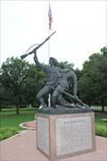 "Image for ""Duty"" -- Veteran's Memorial Park, Fort Worth TX"