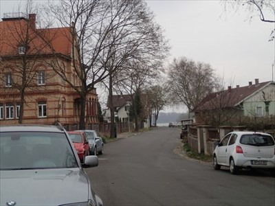 old part of the street