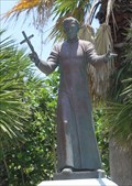 Image for Padre Jose Nicolas Balli -- South Padre Island, TX