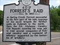 Image for Forrest's Raid  Dec. 19, 1862