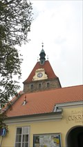 Image for Town Clock at the Eastern Gate of Domažlice