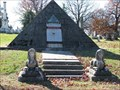 Image for Lewis Crypt Sphinx Sculptures – Nashville, Tennessee