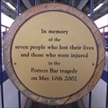 Image for Potters Bar Rail Disaster - Potters Bar, Hertfordshire, UK.