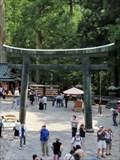 Image for Nikko Tosho-gu Torii - Nikko, Japan