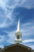 Image for Poplar Springs Baptist Church Steeple - Hiram, GA