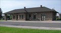 Image for Bend Oregon Trunk Railroad Depot Relocated