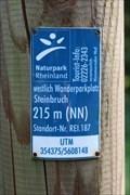 Image for Westlich Wanderparkplatz Steinbruch - Rheinbach, Germany - 215 m