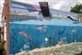 Image for Sea Scene Mural  -  Belmar, NJ
