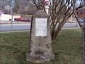 Image for Daniel Boone Marker #8A- North Wilksboro, NC