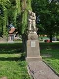 Image for World War Memorial - Tvarožná, Czech Republic