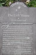 Image for The Lion House - Utah Heritage Foundation Walking Tour Stop 4