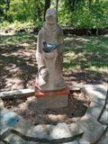 Image for Saint Francis and the Bird - Denton, TX