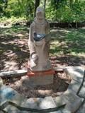 Image for Saint Francis and the Bird - Denton, TX