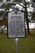 Image for 16 73 Rosenwald High School/ Rosenwald Consolidated School