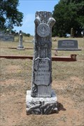 Image for Eugene E. Warden - Soda Springs Cemetery - Parker County, TX