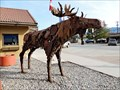 Image for Rusty the Moose celebrates five years in the Columbia Valley
