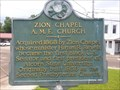 Image for Zion Chapel A.M.E. Church