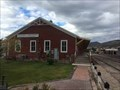 Image for Freight Depot - Nevada Northern Railway East Ely Yards and Shops - Ely, Nevada