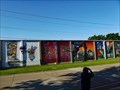 Image for Downtown Bryan mural highlights community artists - Bryan, TX