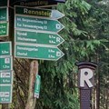 Image for Rennsteig: Ridge Walk and Asteroid 5509 Rennsteig - Thuringia, Germany