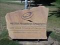 Image for Walter Frederick Morrison Disc Golf Course - Murray, Utah