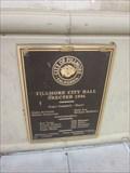 Image for Fillmore City Hall - 1996 - Fillmore, CA