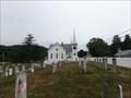 Image for Birchardville Baptist Church and cemetery - Birchardville, PA