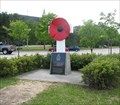 Image for Poppy Memorial - Parc des Pionniers, Baie-Comeau, Québec