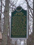 Image for Hesler, Joseph, Log House