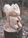 Image for Wooden Squirrel - Schwarzwildgehege - Rottenburg, Germany, BW