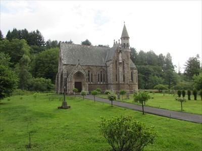 St  Palladius Church - Drumtochty, Aberdeenshire  - Anglican