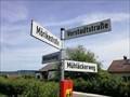 Image for Quadrivia - Winkelweg/Mühläckerweg/Vorstadtstraße/Mörikestraße - Altingen, Germany, BW