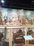 "Image for ""Local Industries"" WPA Mural - Springdale AR"