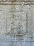 Image for Blason de Saint-Nazaire - Fontaine Monument aux morts américains - Tours, France