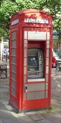 Image for Phone Box Cash Dispenser, Worcester, Worcestershire, England