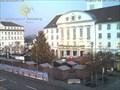 Image for Bahnhofsplatz mit Neuem Rathaus