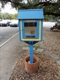Image for Alpha House Little Free Library - San Antonio, TX
