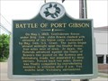 Image for Battle of Port Gibson - Port Gibson, MS
